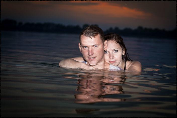 Gosia & Kamil – Janowiec, Starówka i sesja w wodzie