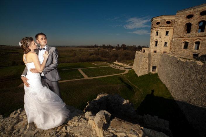 Kasia i Krzysiek – reportaż + sesja na zamku Krzyżtopór